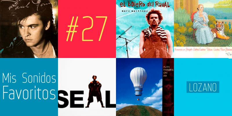 Mis Sonidos Favoritos #27